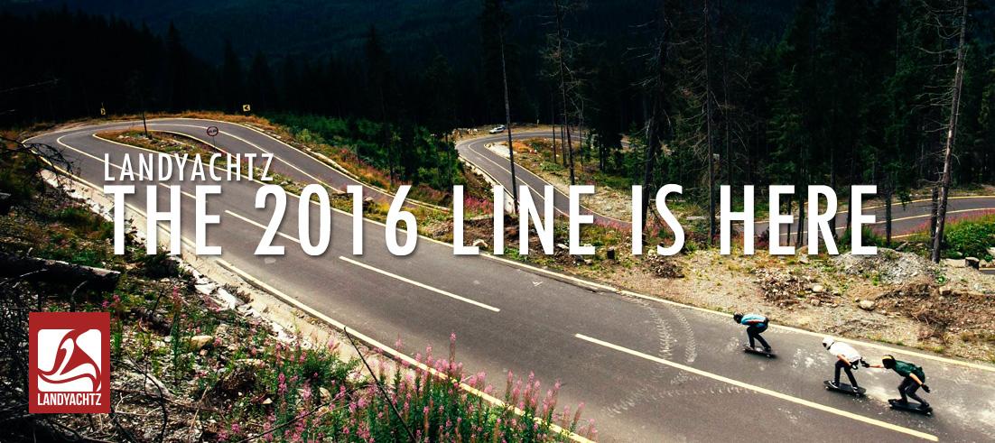 landyachtz 2016 line up