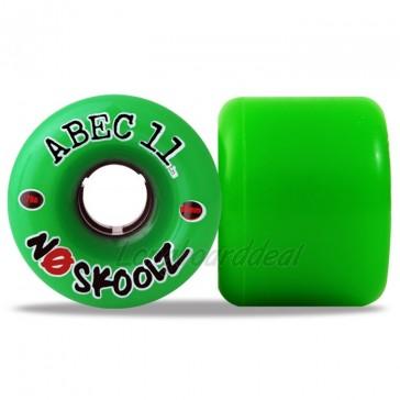 ABEC 11 NoSkoolz 65mm longboard wielen
