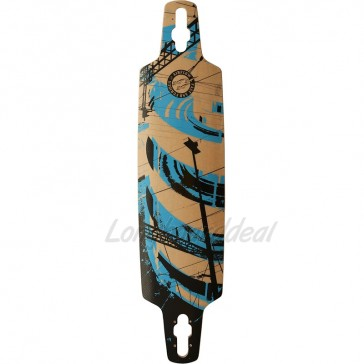 """Airflow Fast and Furious 37.8"""" longboard deck"""