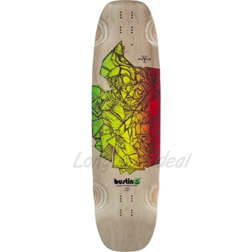 "Bustin William Royce Pro 37"" longboard deck"