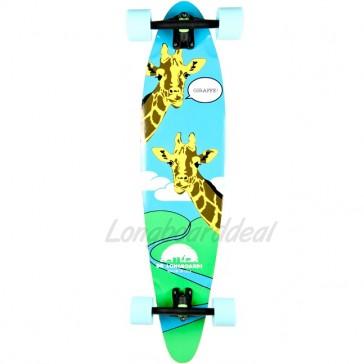 "DB Giraffe 40"" longboard complete"