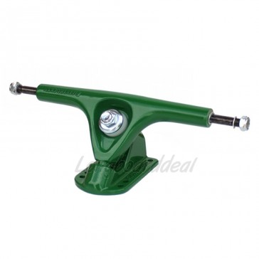 Fifty V2 180mm Green longboard trucks