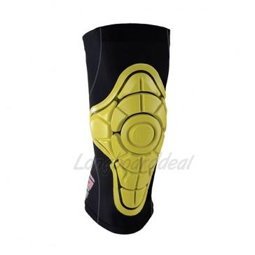 G-Form PRO-X Knee Pads knie beschermers yellow
