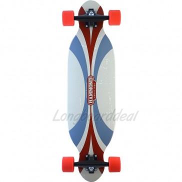 """Hammond Piper 34"""" longboard complete"""