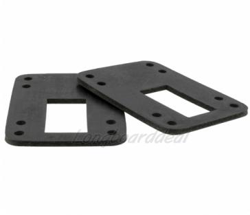 KHIRO Flat shock-pads 3mm Soft - SET