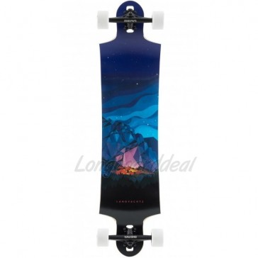 "Landyachtz Switchblade 40"" Chief Night longboard complete"