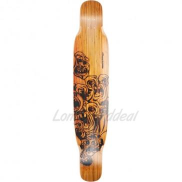 """Loaded Bhangra 48.5"""" longboard deck"""