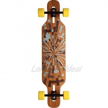 "Loaded Tan Tien 39"" longboard complete (previous model)"