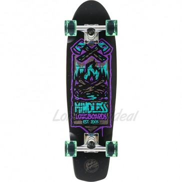 "Mindless Campus IV Purple 28"" cruiser complete"