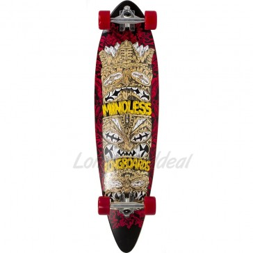 "Mindless Rogue IV Red 38"" longboard complete"