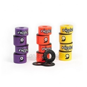 Orangatang Nipple Double Barrel Bushings
