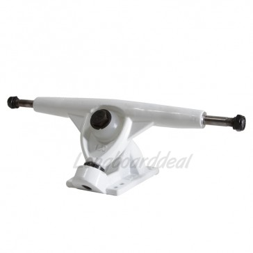 Randal R-II 180mm 50° White longboard trucks