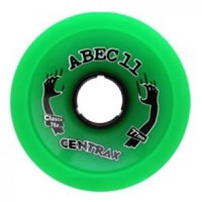 ABEC 11 Classic Centrax 77mm longboard wielen