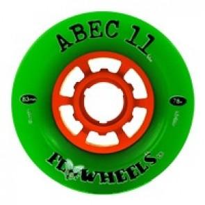 ABEC 11 Flywheels 83mm longboard wielen