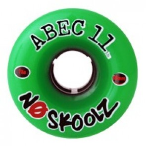 ABEC 11 NoSkoolz 60mm longboard wielen