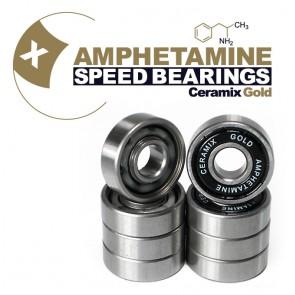 Amphetamine Ceramix Gold longboard bearings