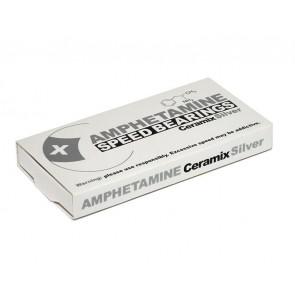 Amphetamine Ceramix Silver longboard bearings