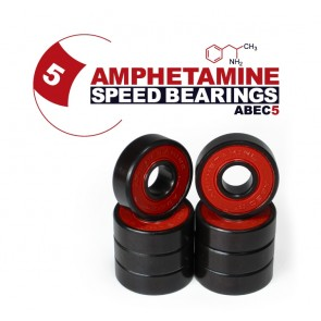 Amphetamine Classix ABEC-5 longboard lagers