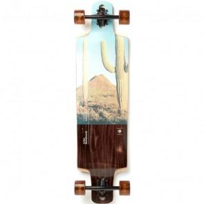 "Arbor Dropcruiser Flagship Photo-Desert 38"" longboard complete"