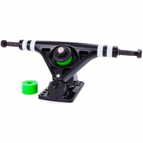 Attack Black Star RKP 45° 180mm longboard trucks