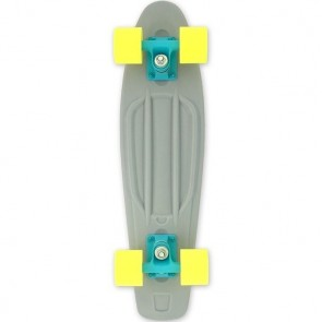 "Baby Miller Ice Lolly Stone Grey 22"" cruiser skateboard"