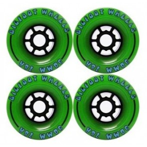 Bigfoot Cored Green 90mm Longboard Wielen (78a)