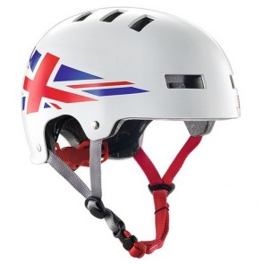 Bluegrass SUPERBOLD Glossy White Jack helm