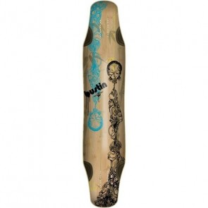 """Bustin Daenseu Totemu Graphic 42"""" longboard deck"""