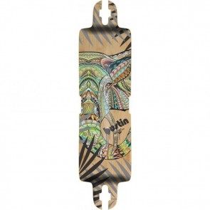 """Bustin Nomad ZO Graphic 36.35"""" longboard deck"""
