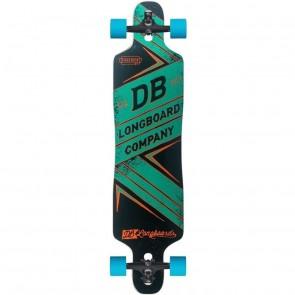 """DB Freeride DT 41"""" longboard complete"""