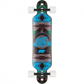 "DB Urban Native 38"" longboard complete"