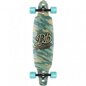 """DB Wanderer 40.5"""" longboard complete"""