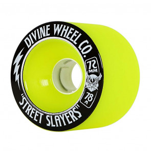 Mindless Shifta Purple 76mm 83a longboard wheels