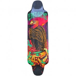 "Earthwing Road Killer Vulture 35.5"" longboard deck"