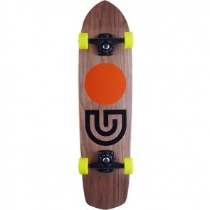 "Goldcoast Slap Stick Walnut 31"" cruiser complete"