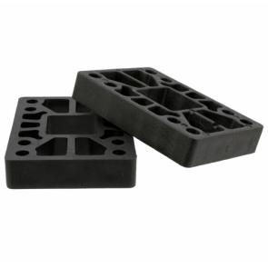 KHIRO Flat riser-pads 14mm Hard - SET