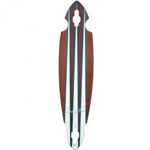 """Koastal Blue Fin 37.75"""" longboard deck"""