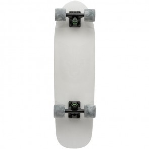 Landyachtz Dinghy Arctic Fox White 28.5 cruiser complete