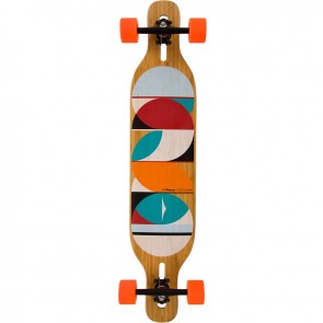 "Loaded Dervish Sama 42.8"" longboard complete"