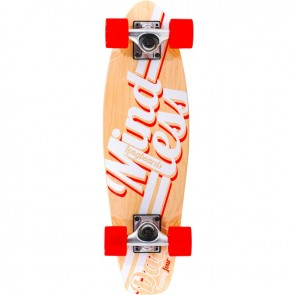 "Mindless Daily Stain 24/7 Natural 24"" mini cruiser complete"