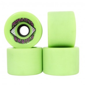 Mindless Kabila 75mm 78a Longboard Wheels