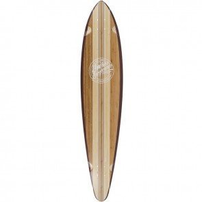 "Mindless Maverick III 46"" pintail longboard deck"