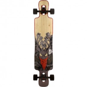 "Moonshine County Line Firm-Flex 43.75"" longboard complete"
