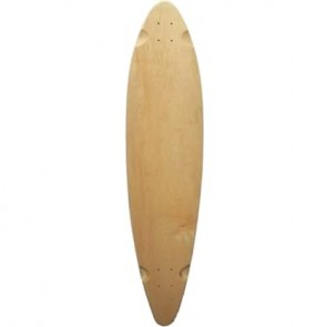"Moose Blank Pintail Nature 41"" longboard deck"