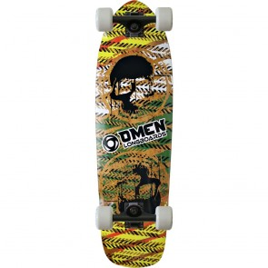 "Omen Single-Kick Two Skull 29"" cruiser complete"