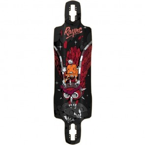 "Rayne Piranha V3 37.5"" longboard deck"
