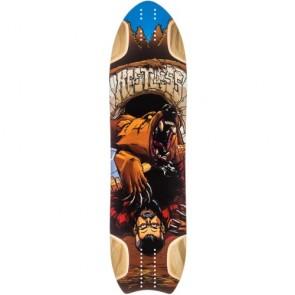 """Restless NKD 35"""" longboard deck"""