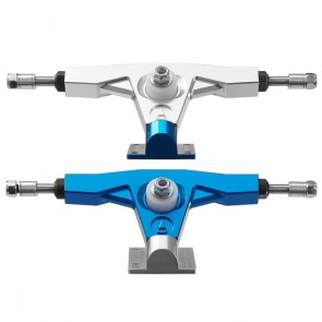 Revolt The Alchemist Precision Mixed Blue/Silver 175mm Trucks
