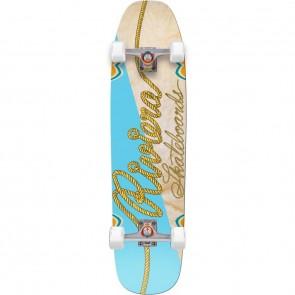 """Riviera Ropeburn 38"""" skateboard longboard complete"""