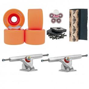 Slide Longboard Setup Caliber II Fifty 10 + Orangatang Kilmer 69mm-80a